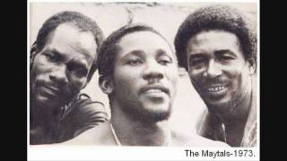 Watch Toots  The Maytals It Was Written Down video