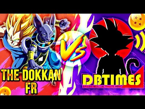 CONNAIS-TU DRAGON BALL ?    DBTimes VS TheDokkanFR