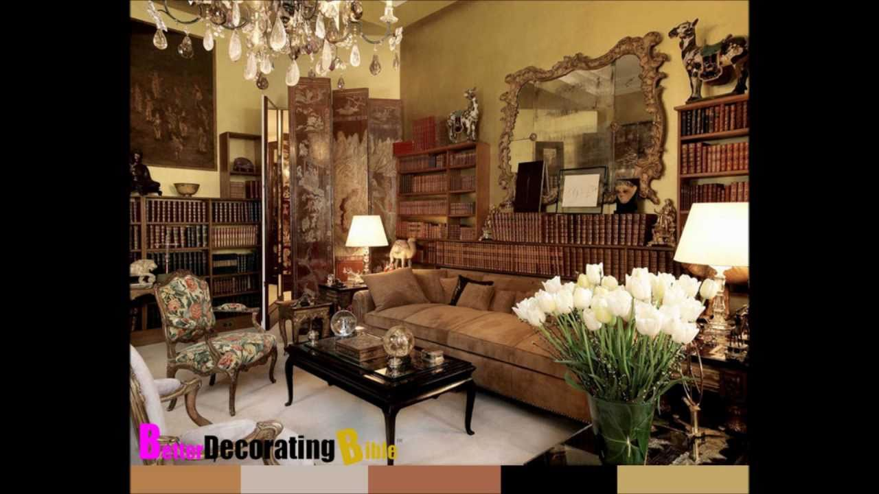 Celebrity Homes Coco Chanel - YouTube