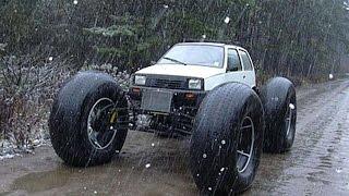 #689. Ока на шинах низкого давления