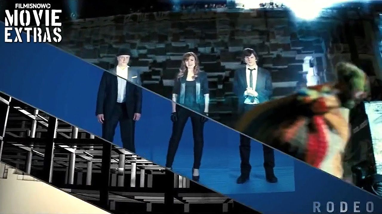 Now You See Me - VFX Breakdown by Rodeo FX (2013)