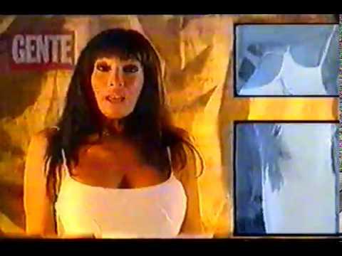 Moria Casán al desnudo - Publicidad