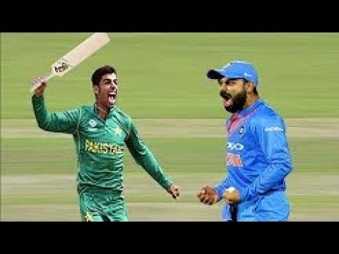 Top 7 Insane Cricket Fights in Pakistan vs India - Biggest Cricket Fights