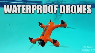 5 Best Waterproof Drones with Camera in 2019 🚀 Water Resistant Drones 😍