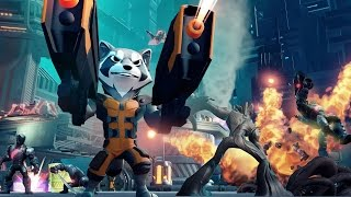 Disney Infinity 2 - Guardians of the Galaxy Trailer (PS4/Xbox One)