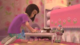 Mensagem Subliminar Satânica em Toy Story