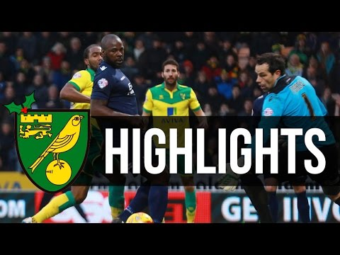 HIGHLIGHTS: Norwich City 6-1 Millwall