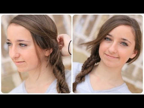 How to Create a Double Fishtail Twist | #CGHDoubleFishtailTwist