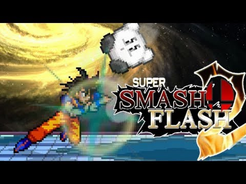 SUPER SMASH FLASH 2!