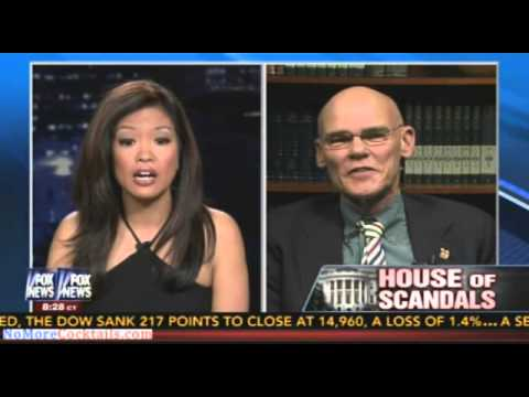 Michelle Malkin destroys Carville - Nomination of Susan Rice is middle finger to victims of Benghazi
