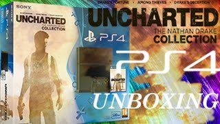 Ps4 Uncharted bundle unboxing!! Christmas special!!