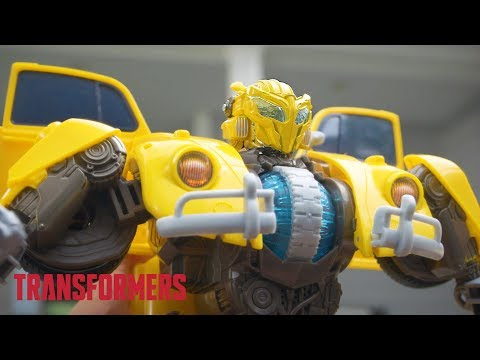 Transformers Bumblebee - 'Power Charge Bumblebee' Official Commercial