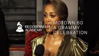 "Eve Talks Women's ""Fabulous"" Role In Motown 