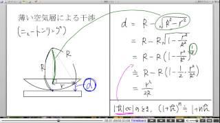 高校物理解説講義:「光の干渉」講義21
