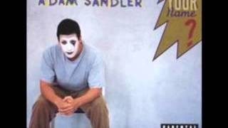 Watch Adam Sandler Listenin To The Radio video