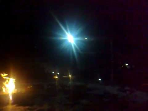 NEW YEAR DHAMAAL CRACKERS SHOW AT HOTEL ROYAL PARK GULMARG ( ASHAQ HUSSAIN BABA )