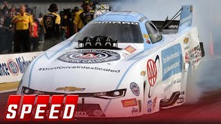 Pro class final highlights from the AAA Texas NHRA FallNationals | 2018 NHRA DRAG RACING