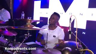 "Check out Harmonik's new Drummer "" JUNIOR "" Drum Session !"