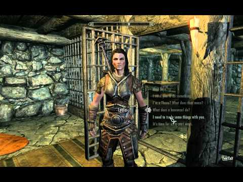 Skyrim GLITCH Infinite Armor and Stats. It's Crazy  !!!