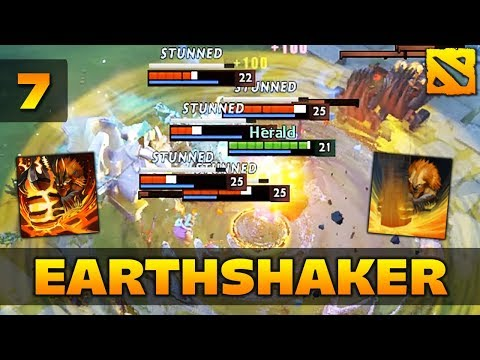 Dota 2 Earthshaker Moments Ep. 7