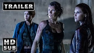 Resident Evil: The Final Chapter - Tráiler Subtitulado [HD]