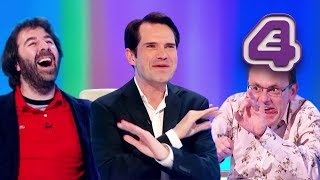 """Jimmy Carr: """"That's Perhaps The Rudest Thing I've Ever Said!""""    Jimmy Best S13   8 Out of 10 Cats"""