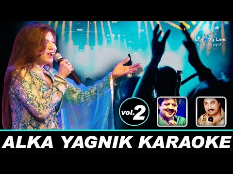 Sing Along With Alka Yagnik • Original Bollywood Karaoke • Vol.2