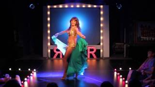 Alia Mohamed - Vintage Style Belly Dance - Belly Dance for Arabian Nights