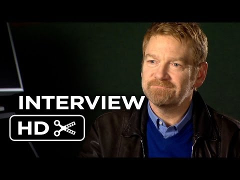 Jack Ryan: Shadow Recruit Interview - Kenneth Branagh (2014) - Kevin Costner Movie HD
