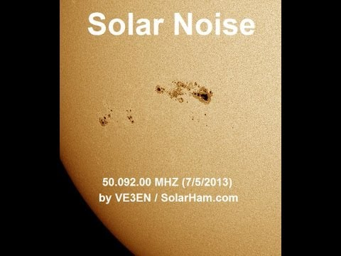 The Sound of the Sun (Solar Noise)