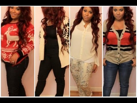 Poetic justice jeans try on jeans for curvy girls youtube