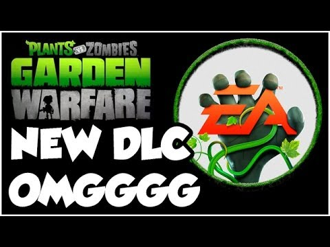 Plants vs zombies garden warfare dlc incoming info and gameplay