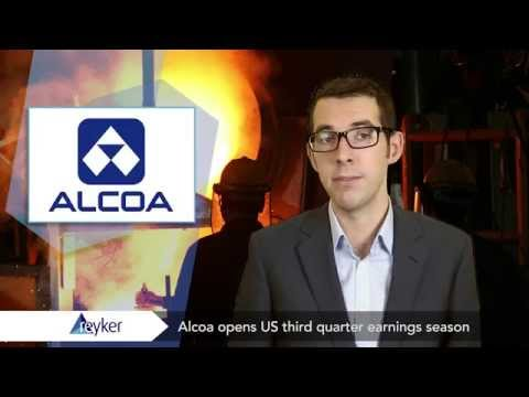 Reyker Earnings Corner - Alcoa