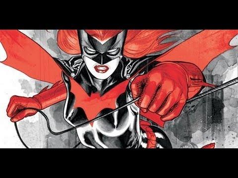 Batwoman New The New 52 Batwoman 7-12 Comic