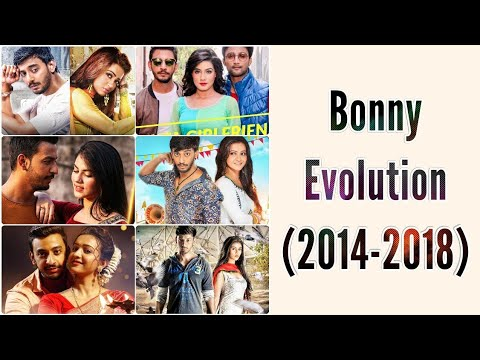 Bonny Evolution (2014-2018) | Upcoming Movies Update | Tollywood Movies | Dhallywood Movies