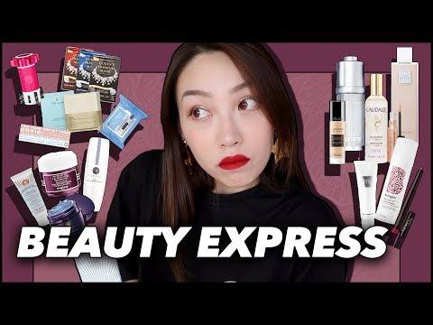 簡單粗暴的美妝直通車 EP 2. Beauty Express Ep. 2 l 哪些爆炸爛哪些值得買..?