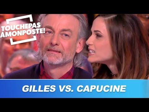 Gilles Verdez en colère contre Capucine Anav