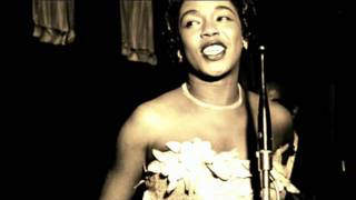 Sarah Vaughan My One And Only Love Mercury Records 1957