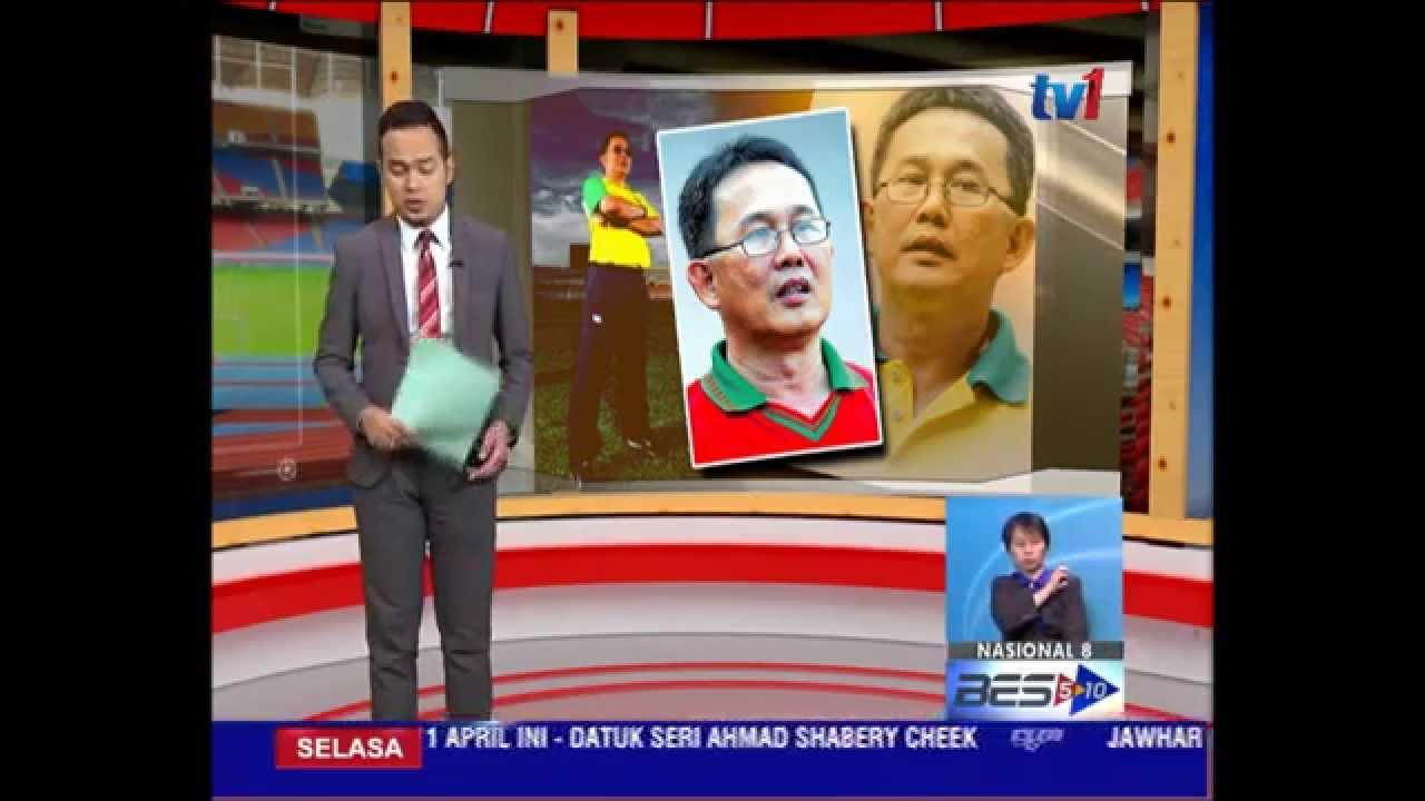 Jurulatih Baru Kelantan Azrai Ketua Jurulatih Baru