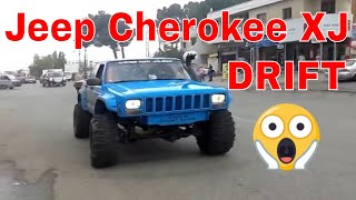 Jeep Cherokee XJ Drifting !!! Part 2