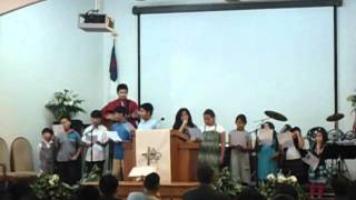 San Diego Hmong Christian Kids - Mother's Day 2012