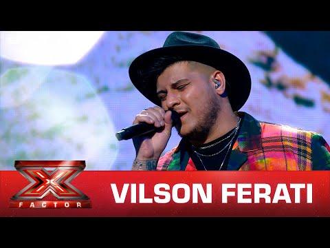 Vilson Ferati synger 'Wake Me Up' – Avicii (Liveshow 4)   X Factor 2021   TV 2