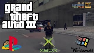 Grand Theft Auto 3 Review (PC/Xbox/PS2)