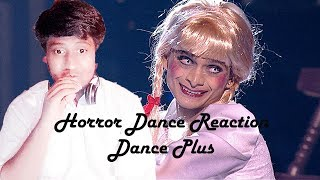 Horror Dance Reaction Wow very Fantastic Dance in Dance Plus Show | HD