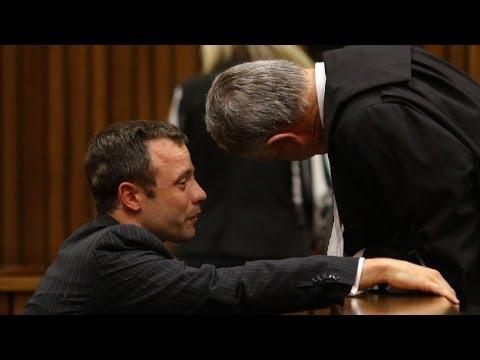 Pistorius Testifies About Killing Reeva Steenkamp