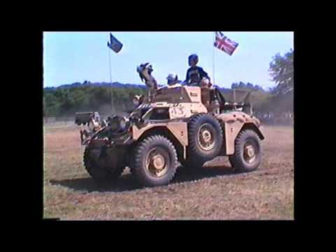 War Peace Beltring 1995 Mive Military Vehicle Show