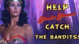 "WONDER WOMAN Video Slot Casino Game with a ""BIG WIN"" PICK BONUS"