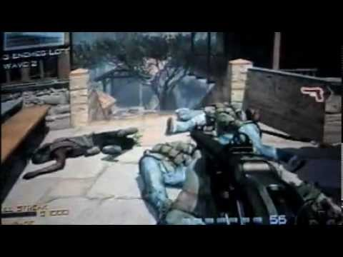 MW3 Survival Mode Glitch on Sanctuary NEW!!!!!!!!!!