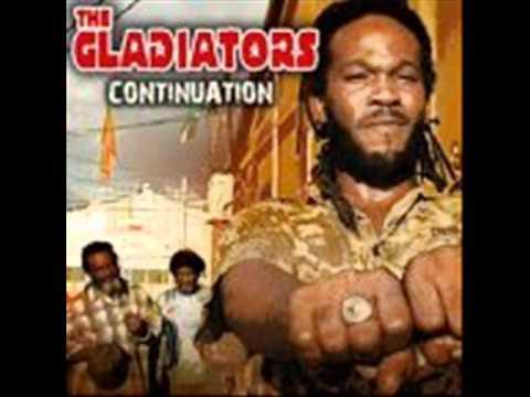 The Gladiators Bongo Red