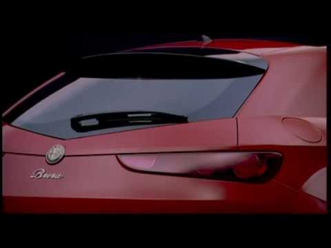 Alfa Romeo Brera, промо